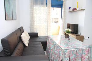 (M.M.AYA33) Apartamento Maria Zambrano, Apartmanok  Málaga - big - 8