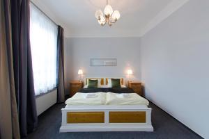 Hotel Soudek, Hotel  Poděbrady - big - 1