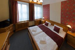 Hotel Soudek, Hotel  Poděbrady - big - 9