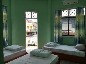 K.G.B. guesthouse, Penziony  Thakhek - big - 5