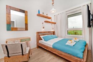 BlueApart Apartamenty Na Plaży Jastarnia, Apartmanok  Jastarnia - big - 189
