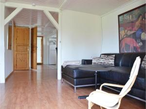 Three-Bedroom Holiday Home in Kirke Hyllinge, Dovolenkové domy  Kirke-Hyllinge - big - 4