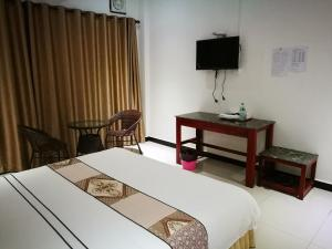 HOTEL450, Inns  Vientiane - big - 21