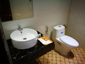 HOTEL450, Inns  Vientiane - big - 20
