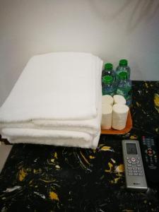 HOTEL450, Inns  Vientiane - big - 19