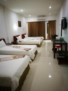 HOTEL450, Inns  Vientiane - big - 18