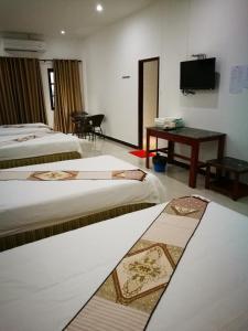 HOTEL450, Inns  Vientiane - big - 17