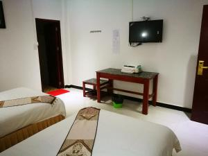 HOTEL450, Inns  Vientiane - big - 16