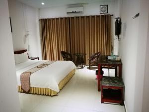 HOTEL450, Inns  Vientiane - big - 9