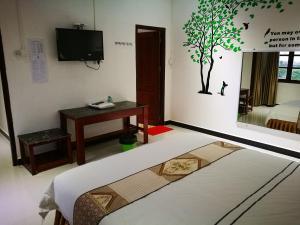 HOTEL450, Inns  Vientiane - big - 4