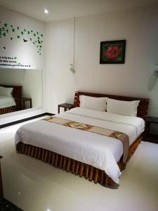HOTEL450, Inns  Vientiane - big - 3