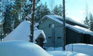 Kullasmarina Holiday Villas - Padasjoki