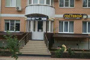 Guest house at Ledovy Dvorets
