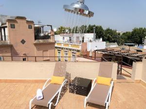 Duplex Amor de Dios, Апартаменты  Севилья - big - 1