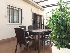 Duplex Amor de Dios, Апартаменты  Севилья - big - 36