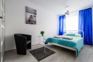 Zlota z dwoma sypialniami, Apartmanok  Varsó - big - 6