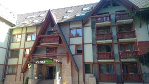 Fatrapark Apartman Hrabovo