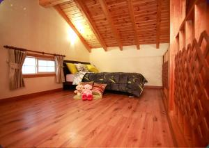 Pilgrim Pension, Holiday homes  Pyeongchang  - big - 13