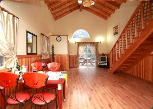 Pilgrim Pension, Holiday homes  Pyeongchang  - big - 11