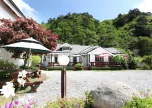 Pilgrim Pension, Holiday homes  Pyeongchang  - big - 39