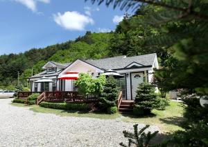 Pilgrim Pension, Holiday homes  Pyeongchang  - big - 34