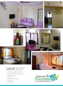 Service Apartment, Apartmány  Bombaj - big - 2