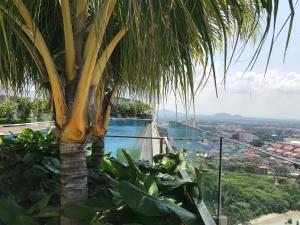 Silverscape Luxury Residences, Апартаменты  Мелака - big - 9