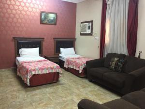 Diyafat Al Sa'ati, Apartmánové hotely  Yanbu - big - 25