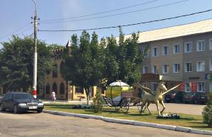 Отель Карета, Аткарск