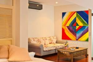 2 Penthouse Seaview Patong, Apartments  Patong Beach - big - 17