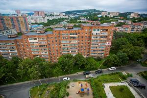 Elite Apartment on Yuzhno-Uralskaya, Apartmanok  Vlagyivosztok - big - 14