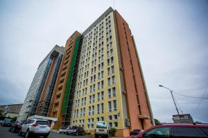 Elite Apartment on Yuzhno-Uralskaya, Ferienwohnungen  Vladivostok - big - 4