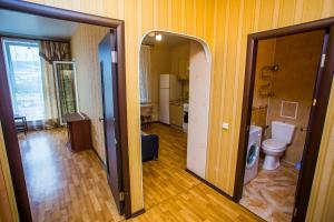 Elite Apartment on Yuzhno-Uralskaya, Ferienwohnungen  Vladivostok - big - 3