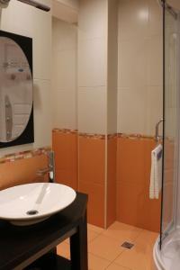 Apartment Cuza Voda 1 Brasov, Apartmanok  Brassó - big - 17