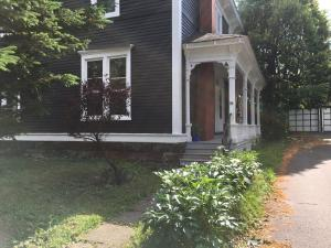 Downtown Moncton Two Bedroom Heritage Apartment