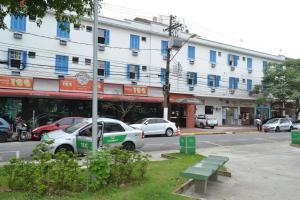 Hotel Caiçara, Hotely  Santos - big - 12
