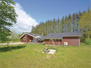 Holiday home Skovsvinget Spøttrup