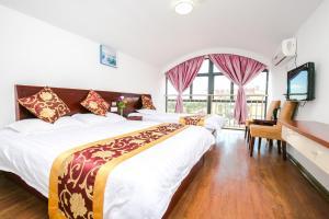 Hai Xin Ge Hotel, Hotels  Zhoushan - big - 3