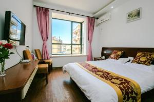 Hai Xin Ge Hotel, Hotels  Zhoushan - big - 14
