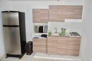 Ideal para familias, empresarios o viajeros, Apartments  Cali - big - 1