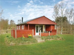 Two Bedroom Holiday Home in Roslev