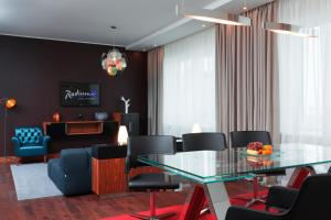 Отель RADISSON BLU HOTEL CHELYABINSK - фото 16