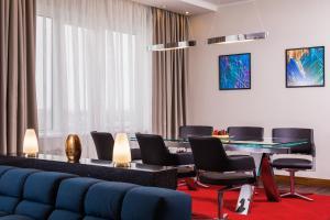 Отель RADISSON BLU HOTEL CHELYABINSK - фото 6