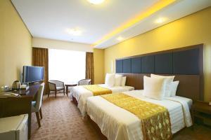 Отель Азия - фото 12