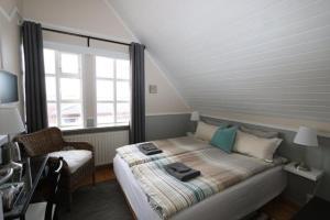 White House B&B, Bed and Breakfasts  Keflavík - big - 21