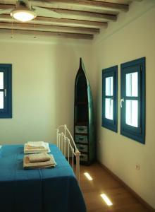 Almyra Yellow Villa, Case vacanze  Kithnos - big - 22