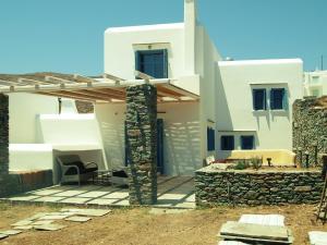 Almyra Yellow Villa, Case vacanze  Kithnos - big - 20