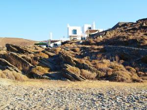 Almyra Yellow Villa, Case vacanze  Kithnos - big - 17