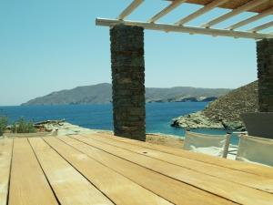 Almyra Yellow Villa, Case vacanze  Kithnos - big - 1