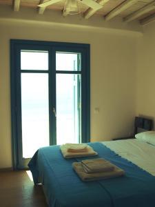 Almyra Yellow Villa, Case vacanze  Kithnos - big - 12